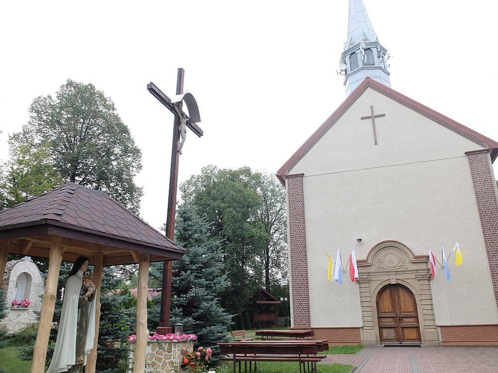 Kościół św. Jana Chrzciciela w Choroniu