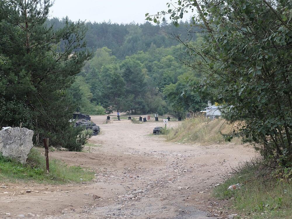 Tor off-roadowy Jura Park Biskupice