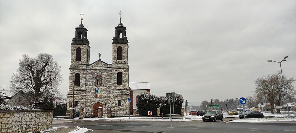 Kościół św. Jacka i św. Magdaleny w Kroczycach