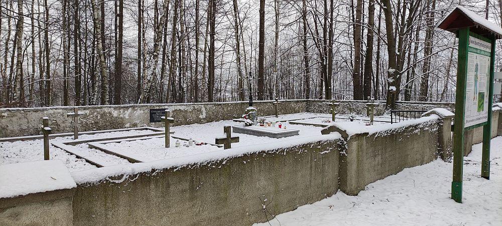 Cmentarz z I Wojny Światowej (Wielkiej Wojny) w Kroczycach